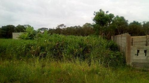 terreno no bairro são joão, em itanhaém 600 metros do mar
