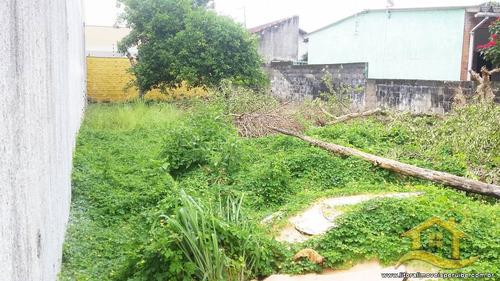 terreno no bairro três marias em peruíbe - 1105