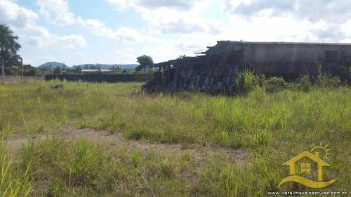 terreno no bairro vila peruíbe em peruíbe - 2074