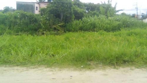 terreno no balneário gaivota em itanhaém - sp