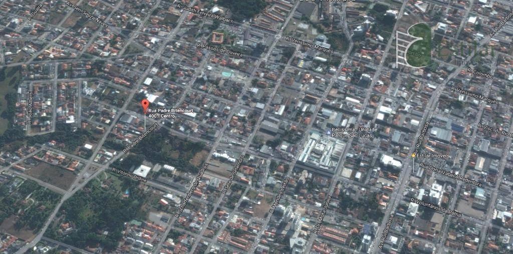 terreno no centro, são josé dos pinhais. - te0059