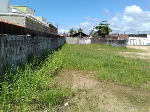 terreno no cibratel 2, em itanhaém, litoral sul - ref 3568