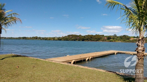terreno no cond. lago norte - v-1477
