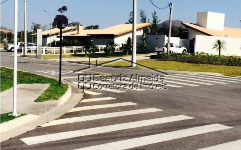 terreno no condomínio alphaville maricá 1