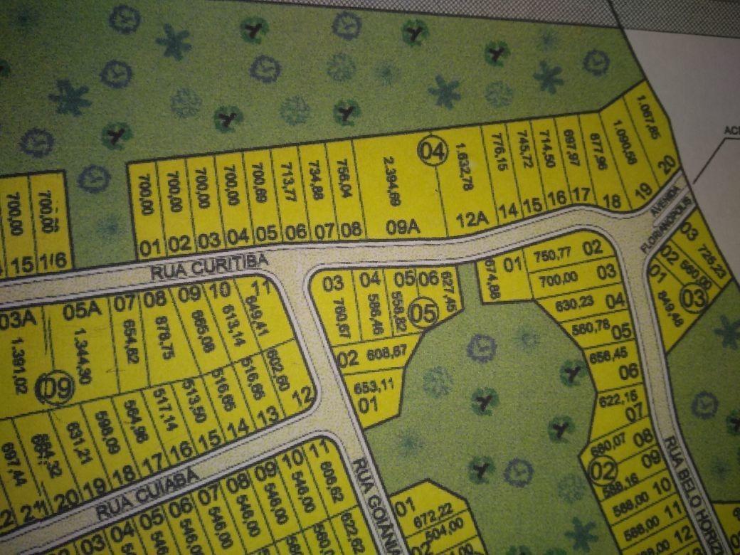 terreno no condomínio capital ville 3