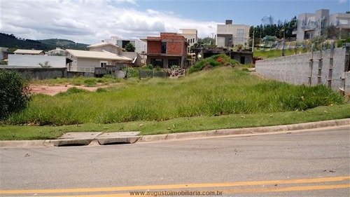 terreno no condominio figueira garden com 600mts