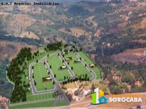 terreno no condomínio renaissance - 1495