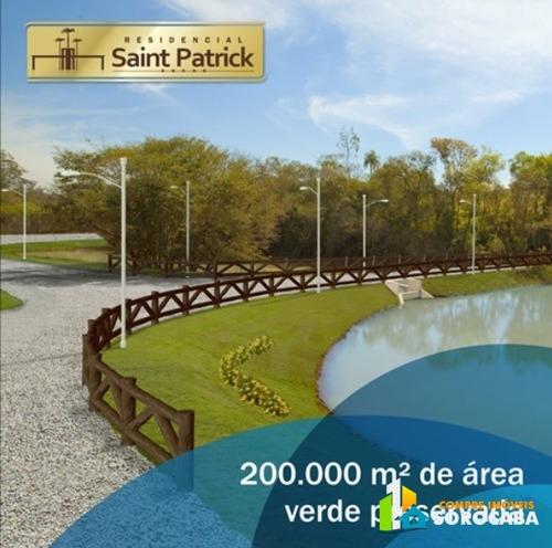 terreno no condomínio saint patrick - 1650
