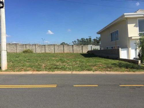 terreno no condominio swiss park em campinas-sp
