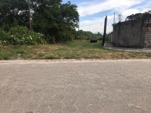 terreno no jardim das palmeiras, lado praia - itanhaém-sp!!!