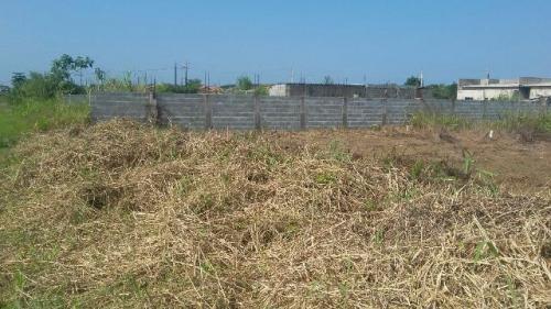 terreno no jardim jamaica, em itanhaém