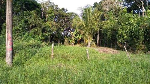 terreno no jardim marambá 2, litoral sul