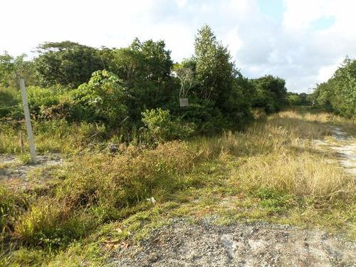 terreno no jardim marambá, em itanhaém, litoral sul de sp