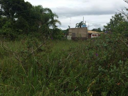 terreno no jardim palmeiras,em itanhaém/sp