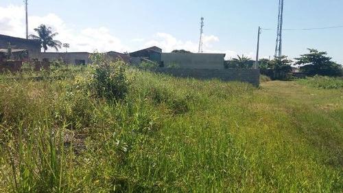 terreno no jardim regina, em itanhaém, litoral - ref 4021