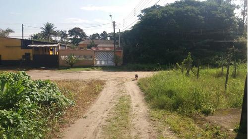 terreno no jardim umuarama em itanhaém - sp