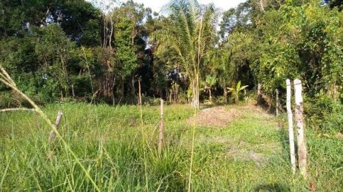 terreno no jd. marambá, itanhaém, pequena entrada + parcelas