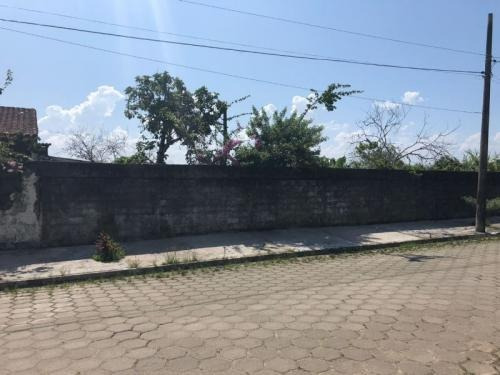 terreno no lado praia em itanhaém-sp - ref 3921-p