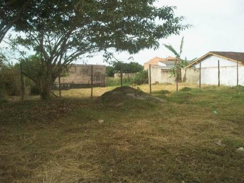 terreno no litoral próximo do mar- 348 m² - peruíbe 5757 ps