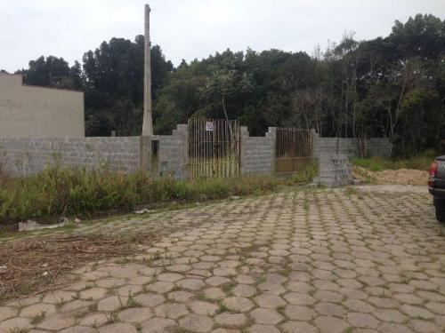 terreno no parque augustus, em itanhaém