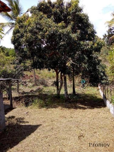 terreno no povoado salvador em itaporanga - te0023