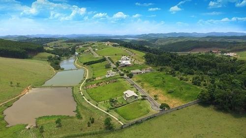 terreno no quinta dos lagos em paraibuna - 1.032 m² - te0185