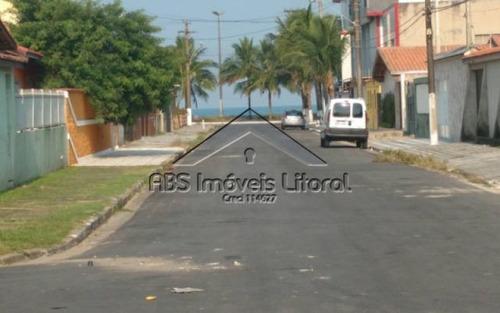 terreno no solemar praia grande - te 854
