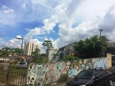 terreno no tatuapé 313 m² - 2456