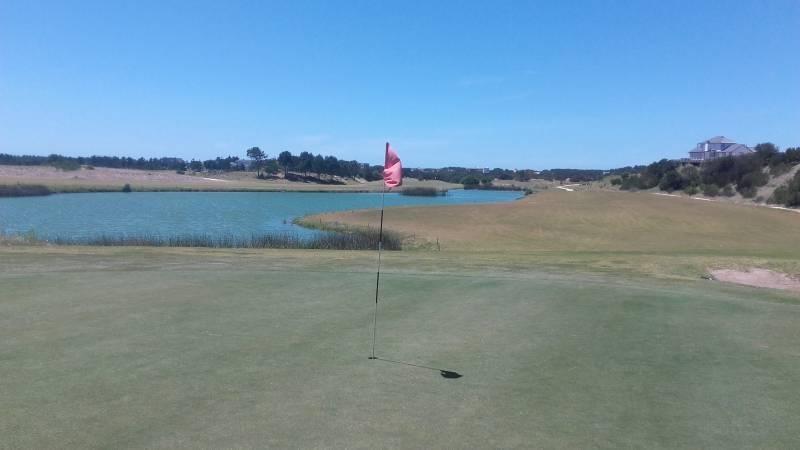 terreno numero 511 en venta. golf costa esmeralda