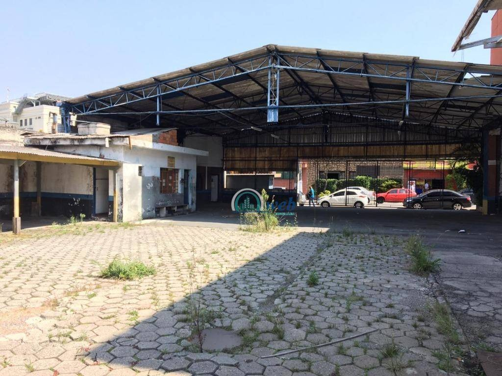 terreno p/ estacionamento no centro para alugar, 1056 m² por r$ 13.000/mês - centro - santo andré/sp - te0325