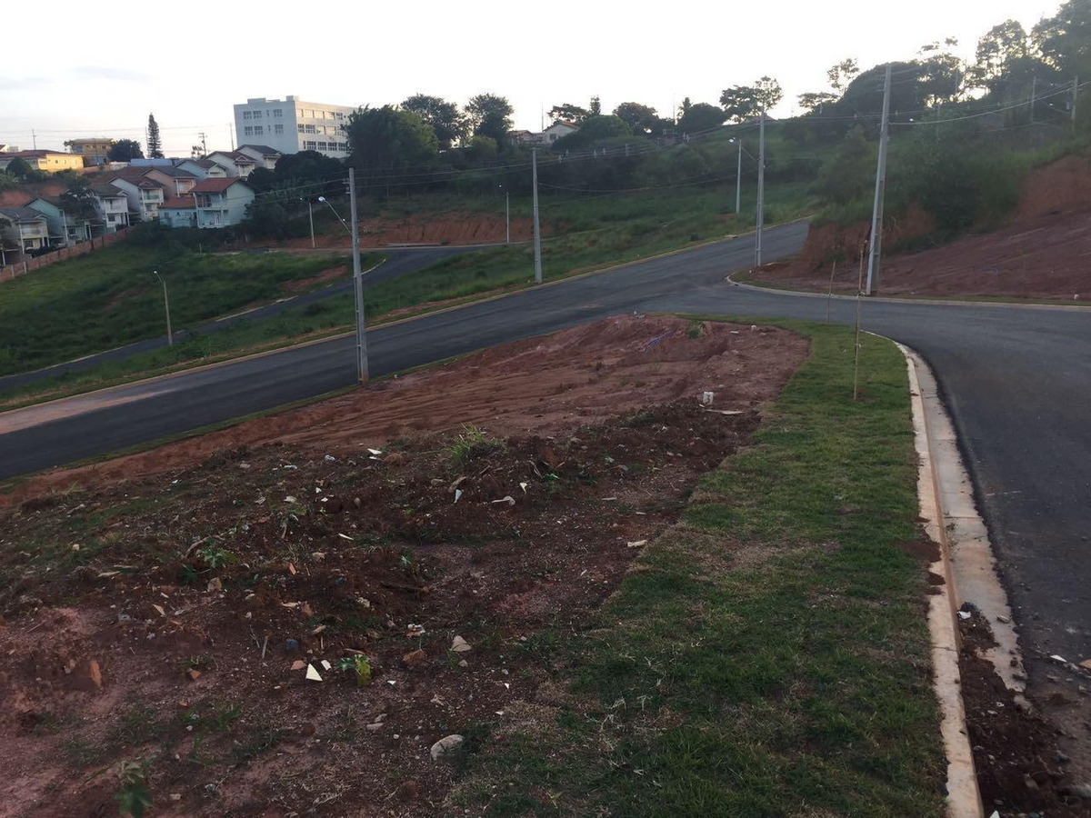 terreno padrão em bragança paulista - sp - te0452
