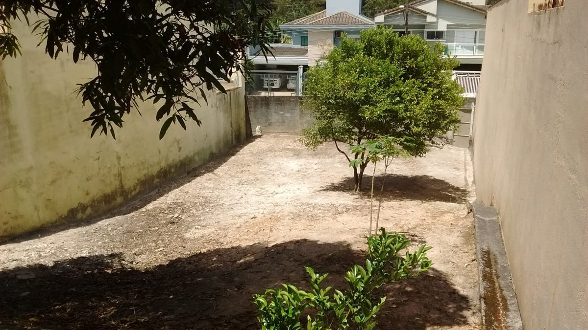 terreno padrão - murado - parque dos pássaros - são bernardo