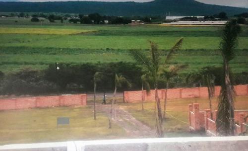 terreno panoramico campestre  un lado balneario vist hermosa