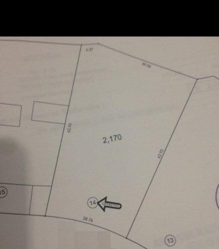 terreno panorámico de 2,170 mts se vende todo o en partes clave tt803