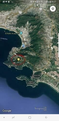 terreno panoramico en la bahia de acapulco