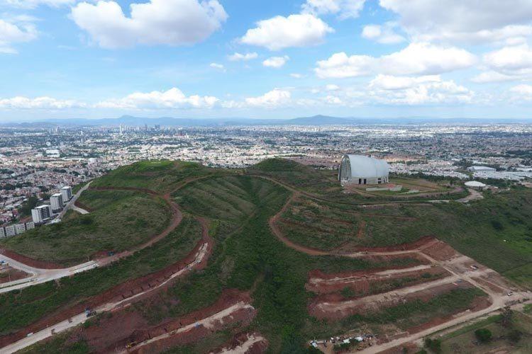 terreno panorámico venta paisajes del tesoro, tlaquepaque