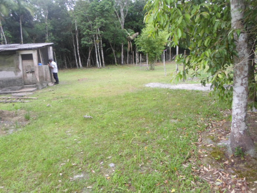 terreno para a formação de chácara no jd. bopiranga-itanhaém
