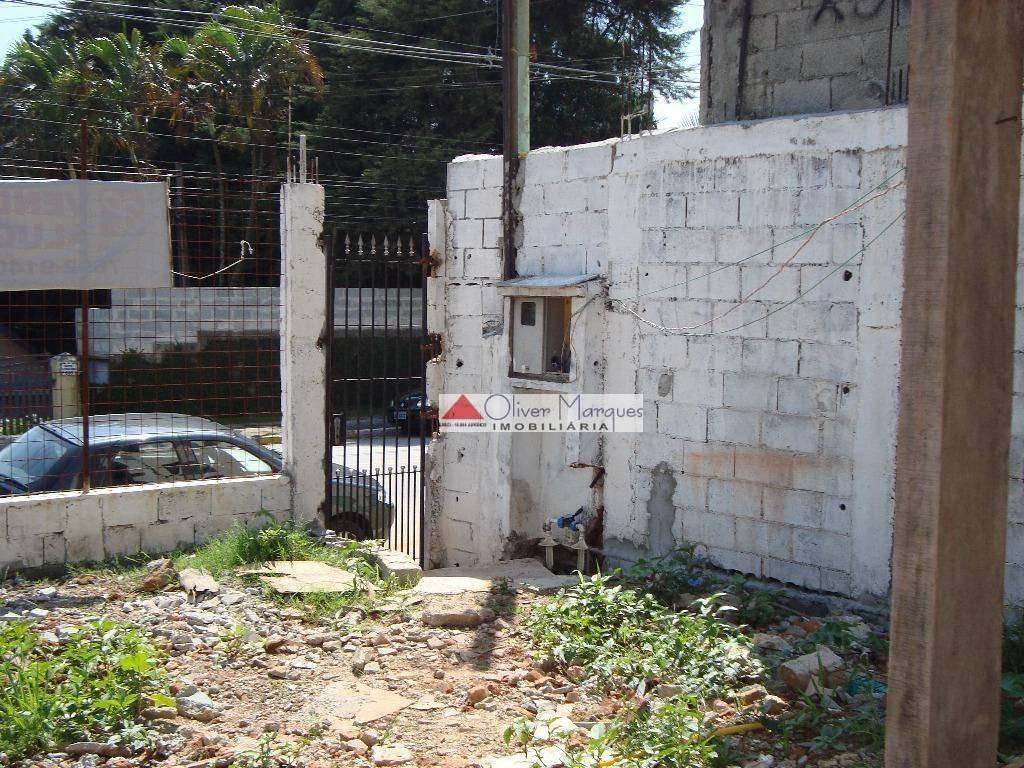 terreno para alugar, 1000 m² por r$ 16.000,00/mês - vila são francisco - osasco/sp - te0228