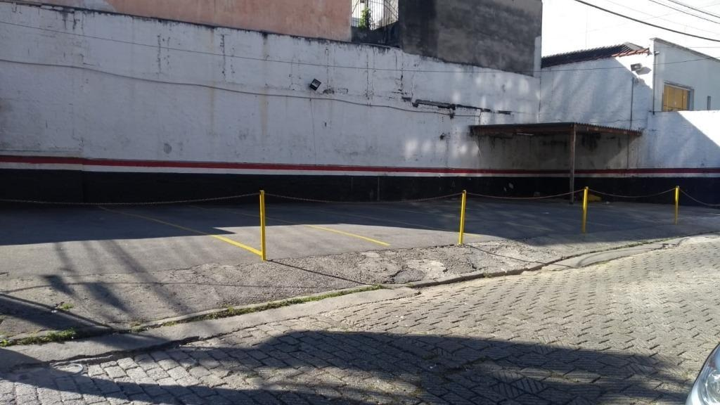 terreno para alugar, 103 m²- centro - guarulhos/sp - te0611