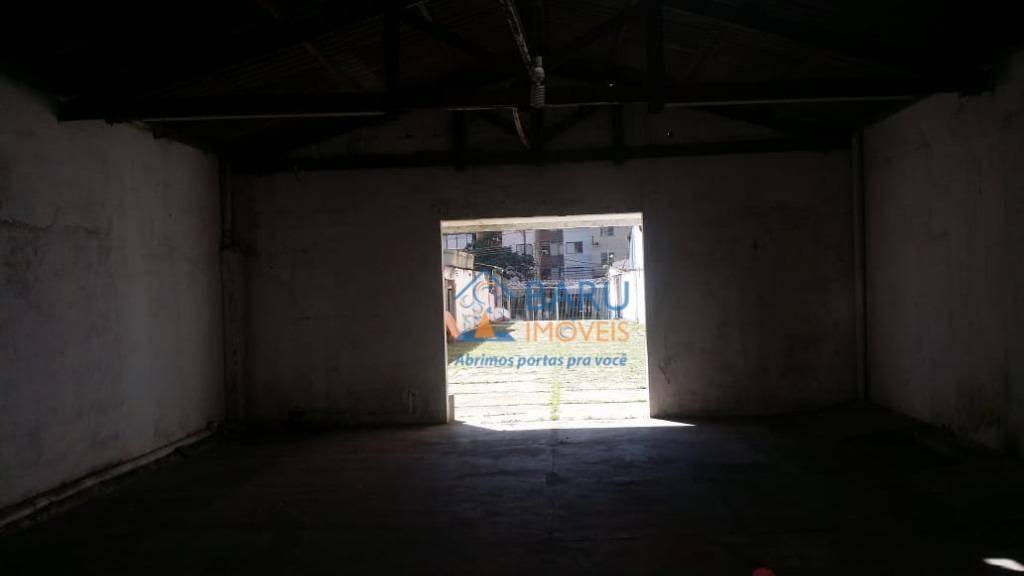 terreno para alugar, 1200 m² por r$ 8.000,00/mês - barra funda - são paulo/sp - te1484