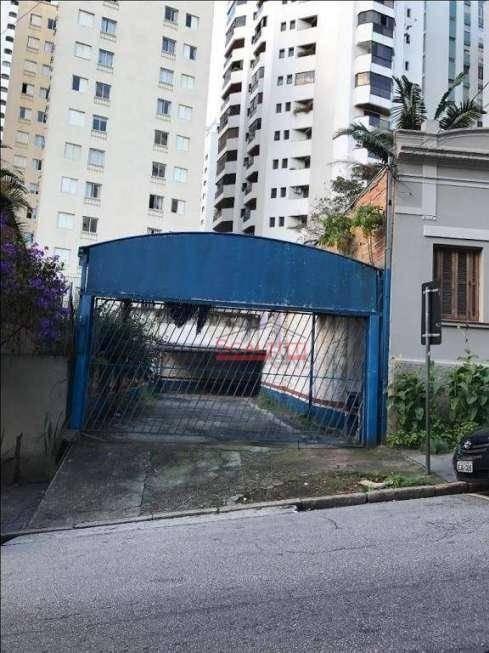 terreno para alugar, 129 m² por r$ 3.200,00/mês - higienópolis - são paulo/sp - te0065