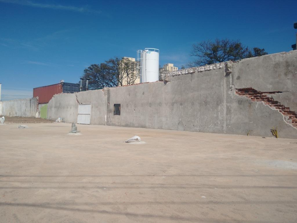 terreno para alugar, 1500 m² por r$ 60.000,00/mês - macedo - guarulhos/sp - te0473
