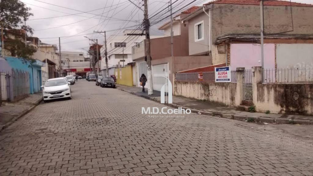 terreno para alugar, 156 m² por r$ 2.500,00/mês - vila capitão rabelo - guarulhos/sp - te0113