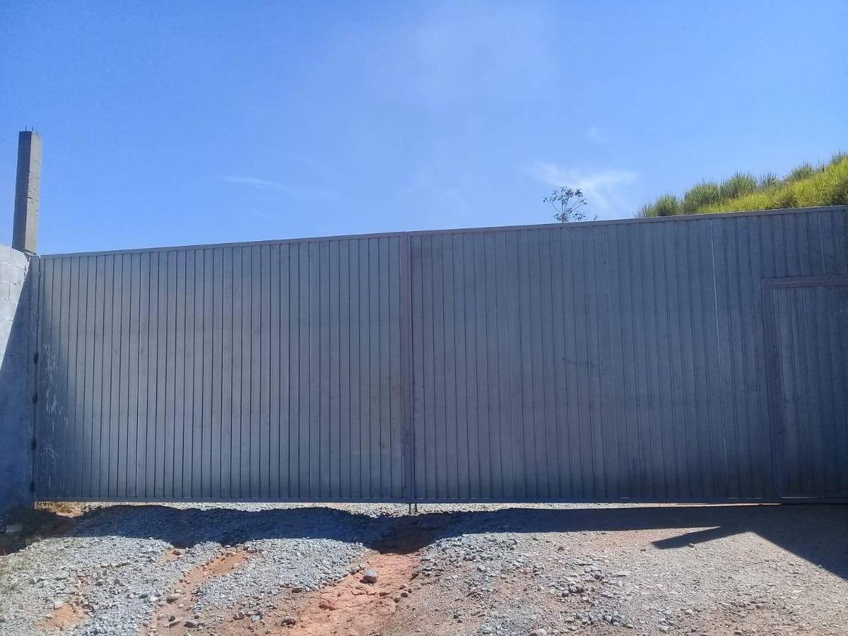 terreno para alugar, 1800 m² por r$ 3.500,00/mês - vila garcia (são silvestre) - jacareí/sp - te0299