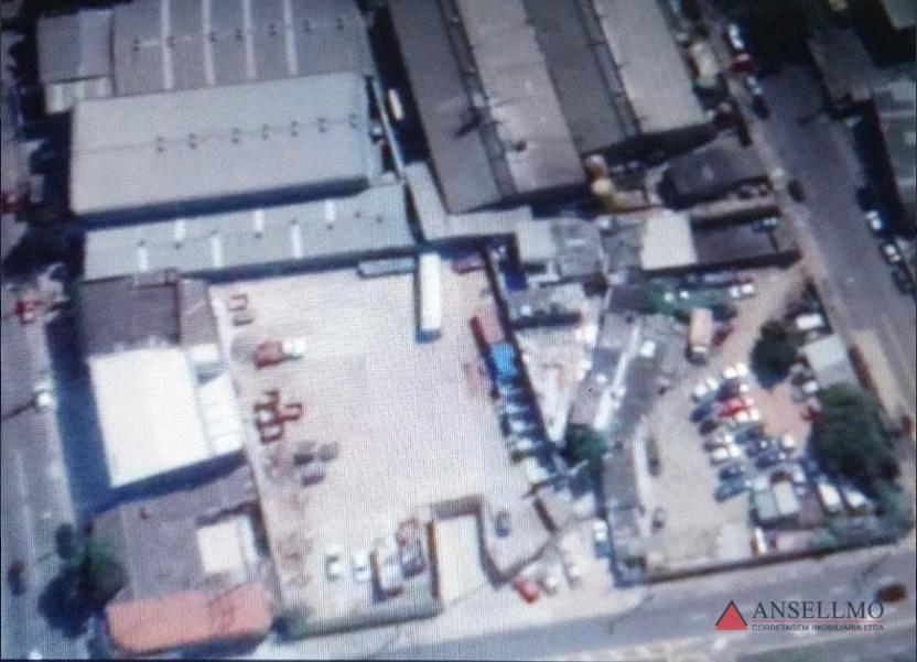 terreno para alugar, 1920 m² por r$ 14.000,00/mês - rudge ramos - são bernardo do campo/sp - te0094