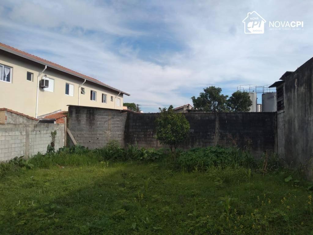 terreno para alugar, 210 m² por r$ 2.000,00/mês - sítio do campo - praia grande/sp - te0027