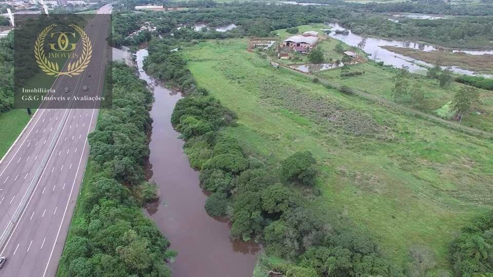 terreno para alugar, 250000 m² por r$ 20.000/mês - tijuca - alvorada/rs - te0173