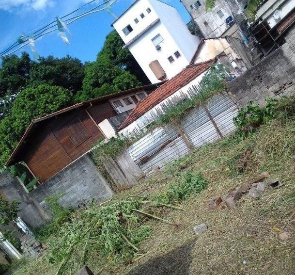 terreno para alugar, 253 m² por r$ 2.000/mês - gopoúva - guarulhos/sp - te0369