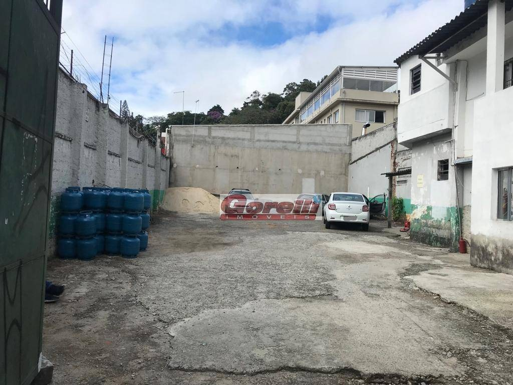 terreno para alugar, 308 m² por r$ 8.000/mês - centro - arujá/sp - te0679