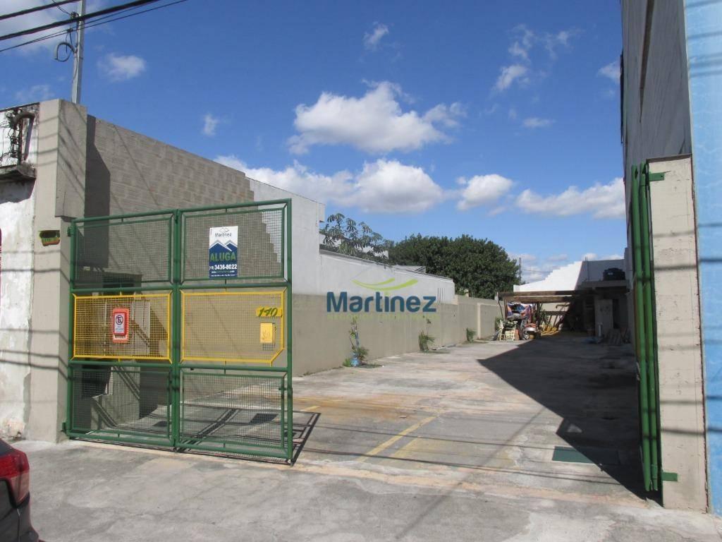 terreno para alugar, 336 m² por r$ 7.000/mês - parque da mooca - são paulo/sp - te0035